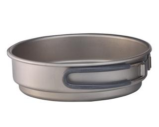 Titanium Camping Pot 400Ml
