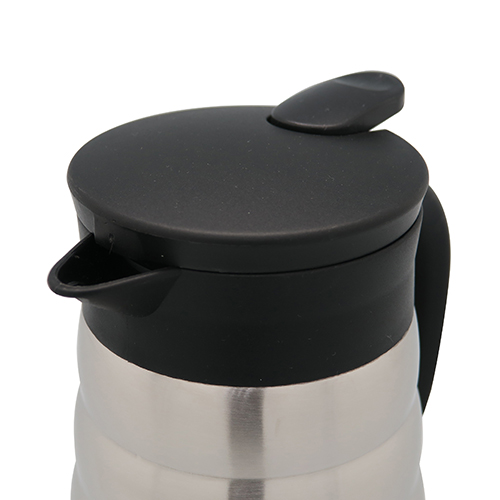 Stainless Steel Vacuum Coffee Pot 650ml