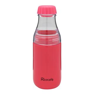 Plastic Single Wall Water Bottle 500ml