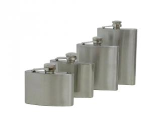 Stainless Steel Alcohol Flask