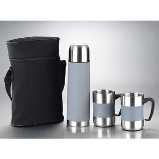 Stainless Steel Vacuum Flask Gift Set