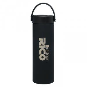 Stainless Steel Vacuum Sports Bottle With Loop