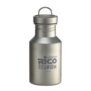 Titanium Sports Bottle 400Ml
