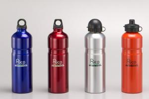 Aluminum Sports Bottle 750ml