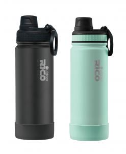 Stainless Steel Vacuum Sports Bottle with Carry