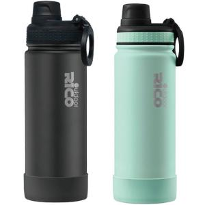 Carry Stainless Steel Vacuum Sports Bottle